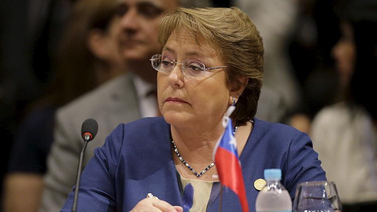¿Con qué objetivo viajó Michelle Bachelet 'en secreto' a la región mapuche?