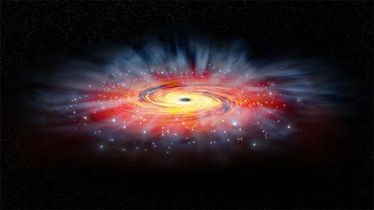 Descubren cómo recuperar información de un agujero negro gracias a la teleportación cuántica