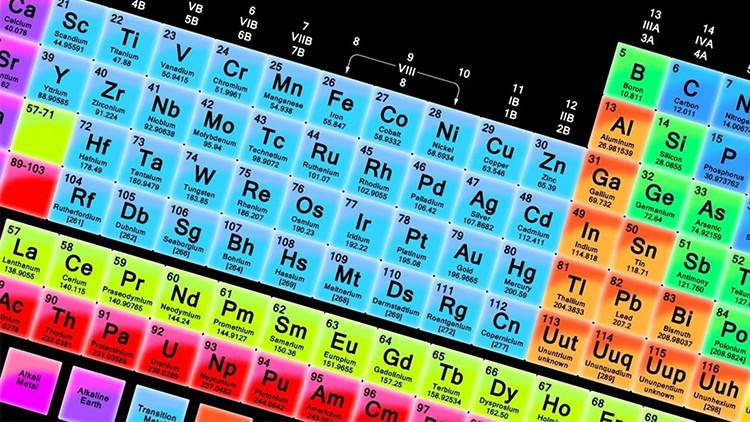 Japón gana la 'batalla' por el elemento número 113 de la tabla periódica