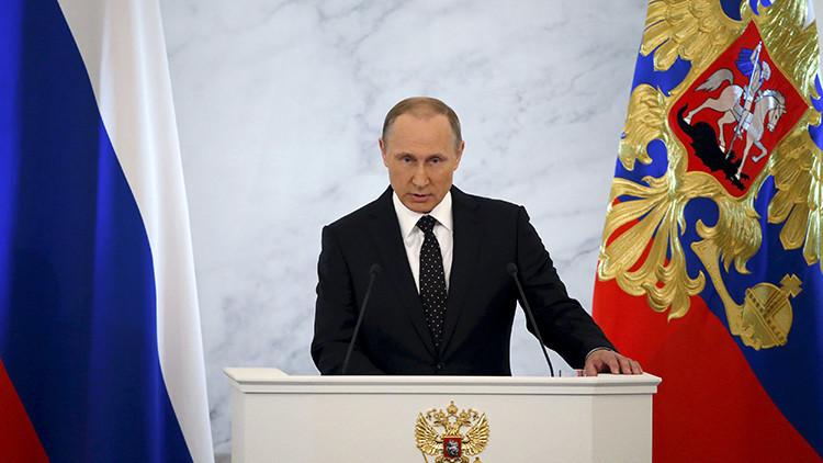 Giro histórico: Putin promulga la nueva estrategia de seguridad nacional de Rusia
