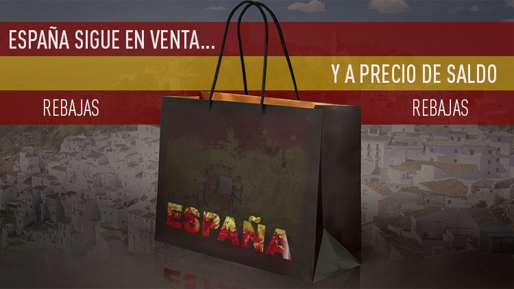 España en venta... y a precio de saldo
