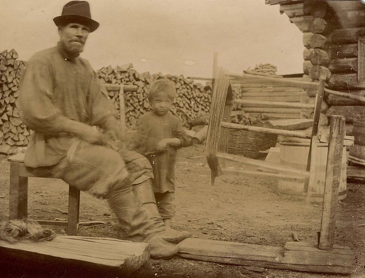Крестьяне начало 20 века фото