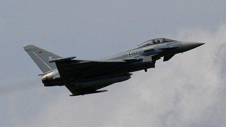 Eurofighter de la Fuerza Aérea alemana