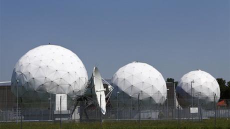 Base de monitoreo de la Agencia de Seguridad Nacional de EE.UU. (NSA)
