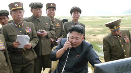 El líder norcoreano, Kim Yong-un