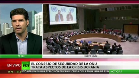 El Consejo de Seguridad de la ONU trata aspectos de la crisis ucraniana