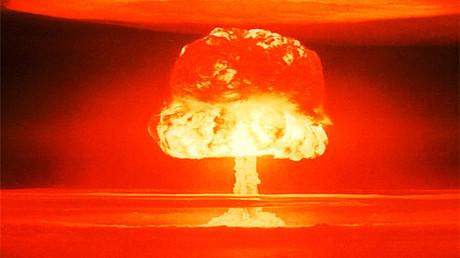Prueba nuclear Castle Romeo en el marco de la operación Castle de EE.UU.