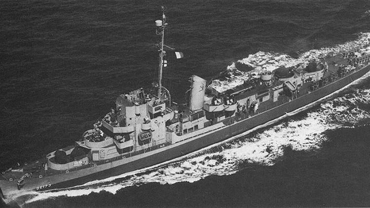 """La verdad sobre el caso del barco de EE.UU. que """"se hizo invisible y viajó en el tiempo"""""""