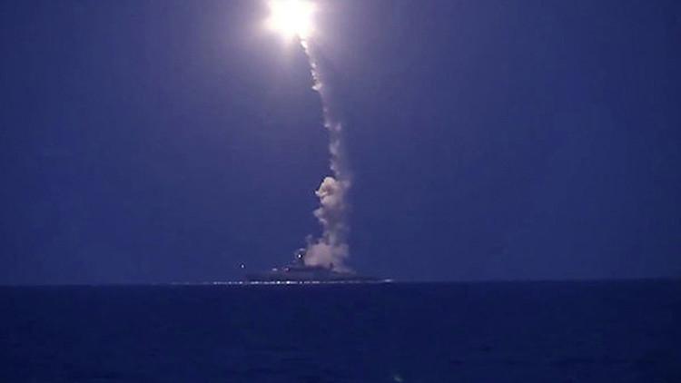 A la Inteligencia de EE.UU. le inquietan los misiles Kalibr rusos