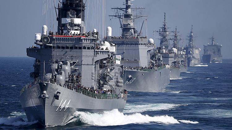 Destructor japoné Kurama. Octubre 18 de 2015.
