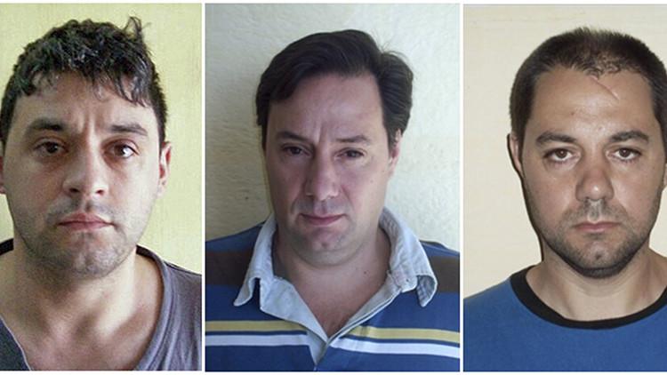 De película: La fuga de tres peligrosos reclusos mantiene en vilo a Argentina