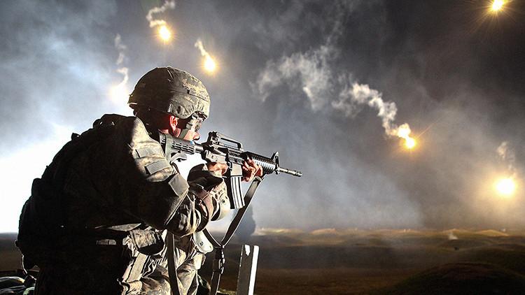 """""""En el mundo no habrá paz hasta que EE.UU. deje de vender armas y hacer guerras"""""""