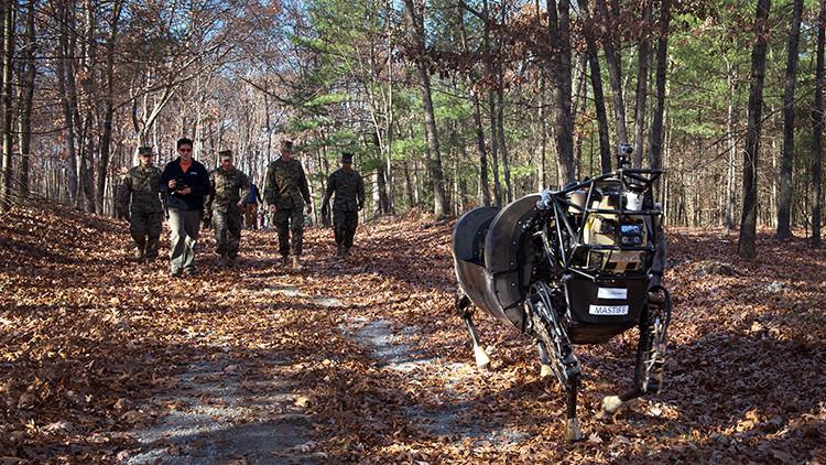 ¿Por qué los marines de EE.UU. se niegan a misionar junto a robots?