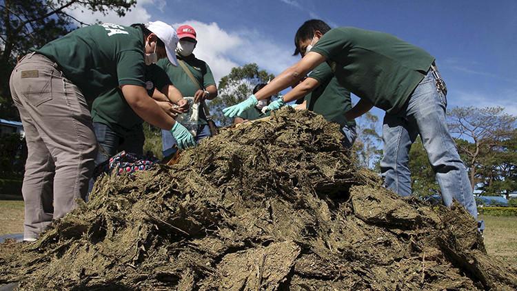¿Qué hace el cártel de Sinaloa en Filipinas?