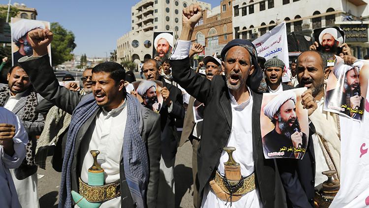 Arabia Saudita enciende Oriente Medio con la ejecución de un clérigo chiíta