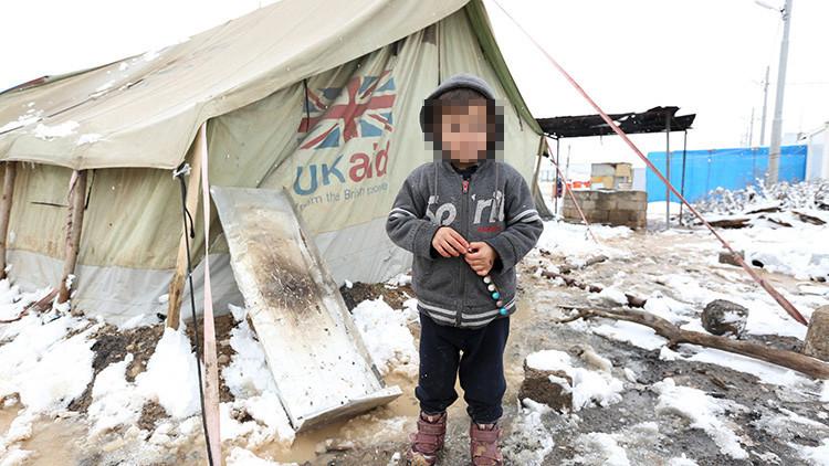 Un niño, la primera víctima de 2016 entre los refugiados con destino a la UE