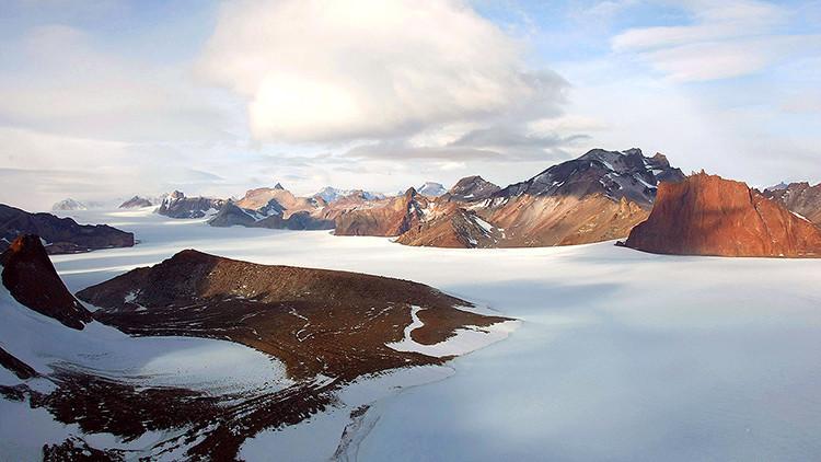 Científicos rusos realizan un hallazgo inesperado en la Antártida