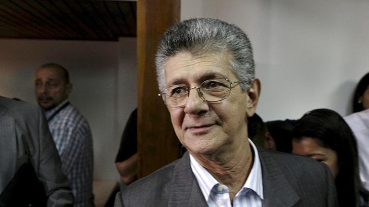 La Asamblea Nacional de Venezuela tiene nuevo presidente