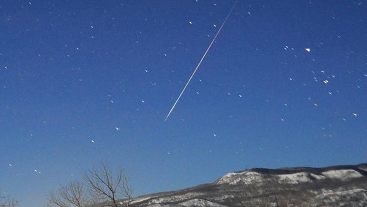 La primera lluvia de meteoros del año ilumina el cielo entre el domingo y el lunes
