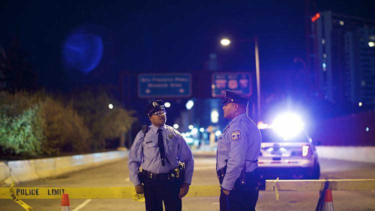 EE.UU.: Un tiroteo a quemarropa deja al menos un muerto y dos heridos