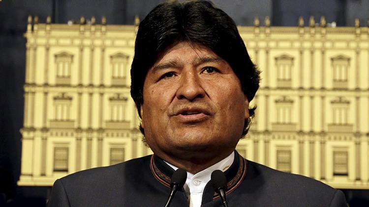 """Evo Morales acusa a Chile de manipular a la ONU por """"motivos económicos o personales"""""""