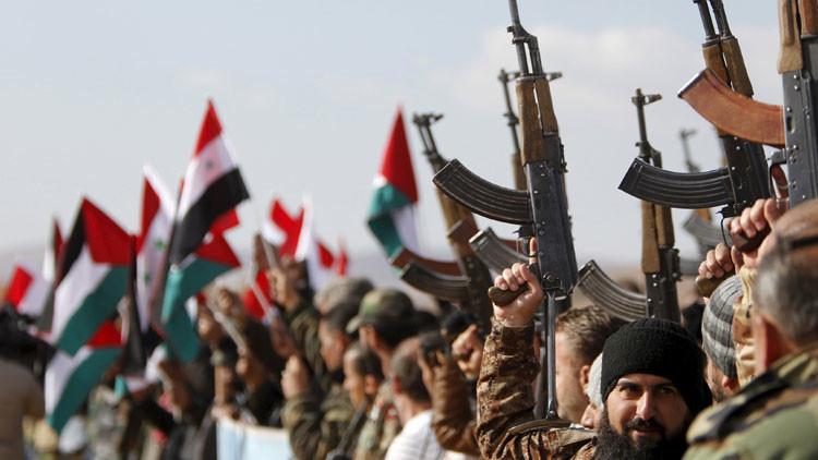 Sin rastro de terroristas: el Ejército sirio retoma ruta clave en el sureste de Hama
