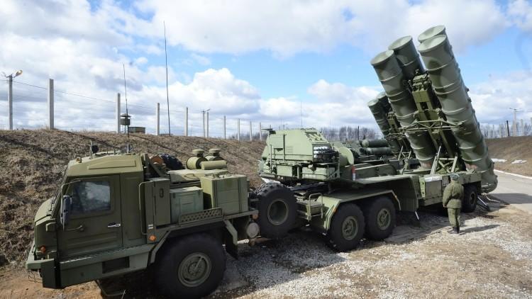 Fortificando el cielo: Rusia incorpora nueva unidad del moderno sistema de misiles S-400