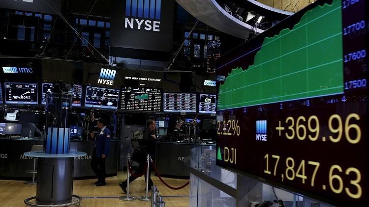 Descalabro récord: el índice Dow Jones sufre la peor apertura en 84 años