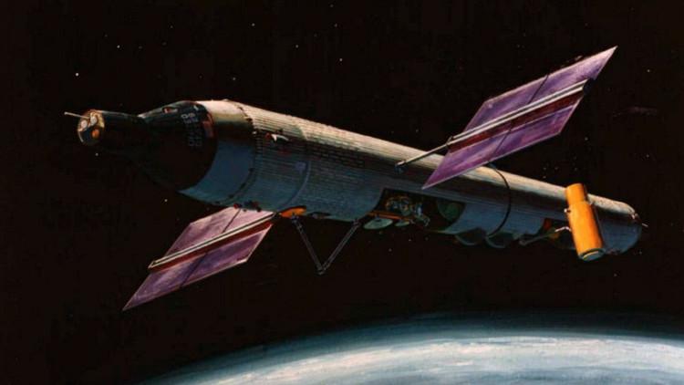 Desclasificación cósmica: revelan un proyecto espía espacial de EE.UU. de la Guerra Fría