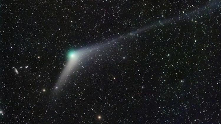 Esta semana será la mejor para observar el cometa Catalina a simple vista (video)