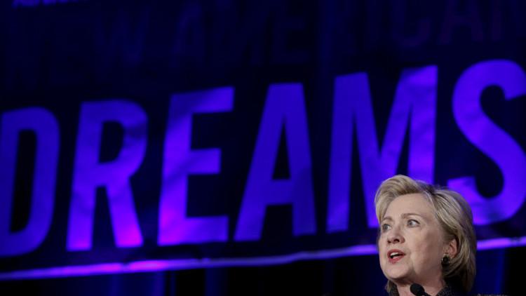 """Hillary Clinton: """"Los alienígenas pueden haber visitado la Tierra"""""""