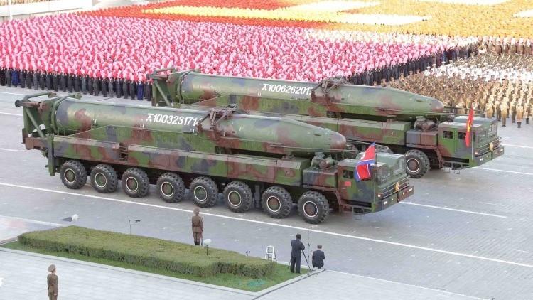 Corea del Norte explica por qué desarrolla su arsenal nuclear