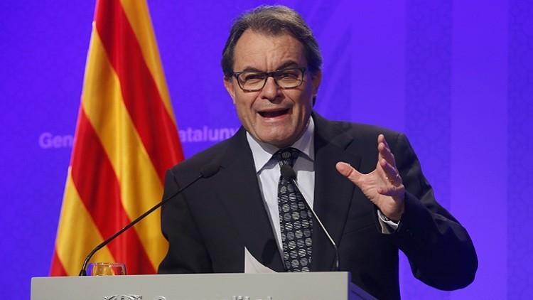 Artur Mas anuncia que convocará nuevas elecciones en Cataluña para el lunes si no hay acuerdo