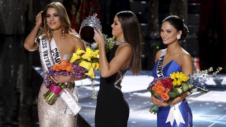¡Nueva polémica!: Vea lo que dijo Miss Universo sobre compartir la corona con Ariadna Gutiérrez