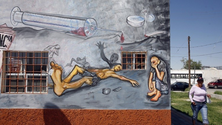 'Bomba': nueva droga más potente que la heroína causa estragos en América
