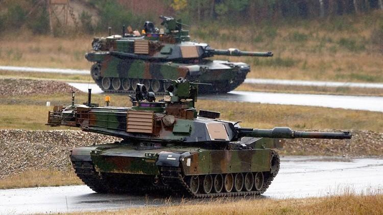 "La OTAN ""rechaza categóricamente"" que suponga una amenaza para Rusia"