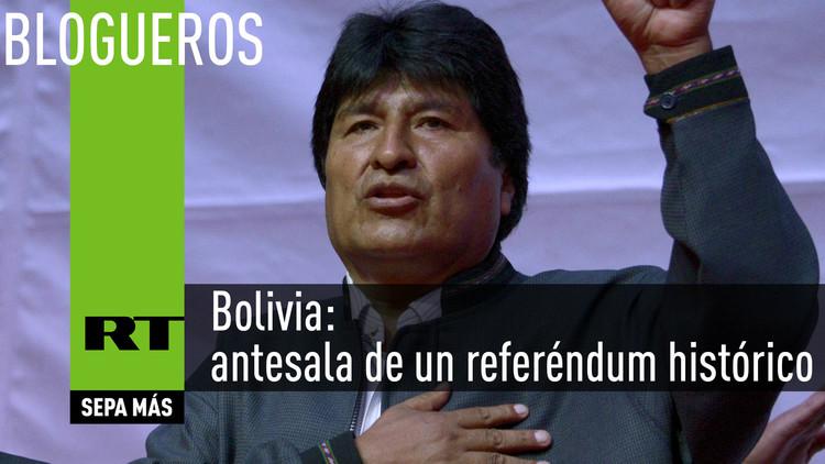 Bolivia: antesala de un referéndum histórico