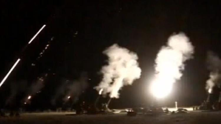 Video: China pone a prueba su defensa aérea en el noroeste del país