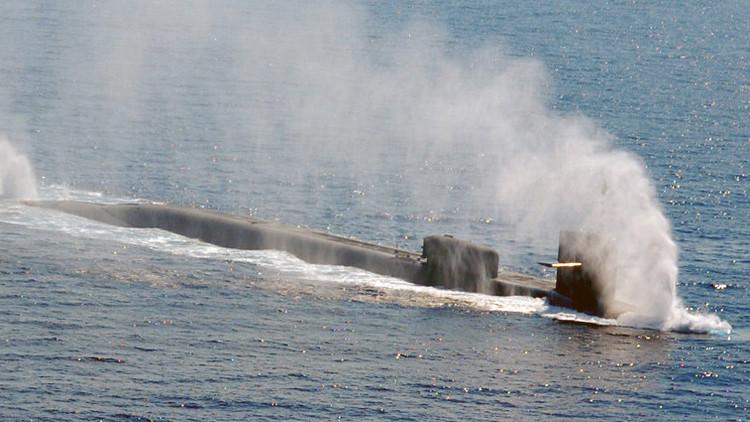 Un choque muy caro: EE.UU. deberá invertir un millón de dólares para reparar un submarino nuclear