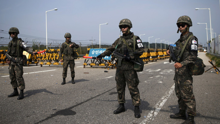 Seúl intensifica su preparación militar después de que Pionyang pruebe una bomba de hidrógeno