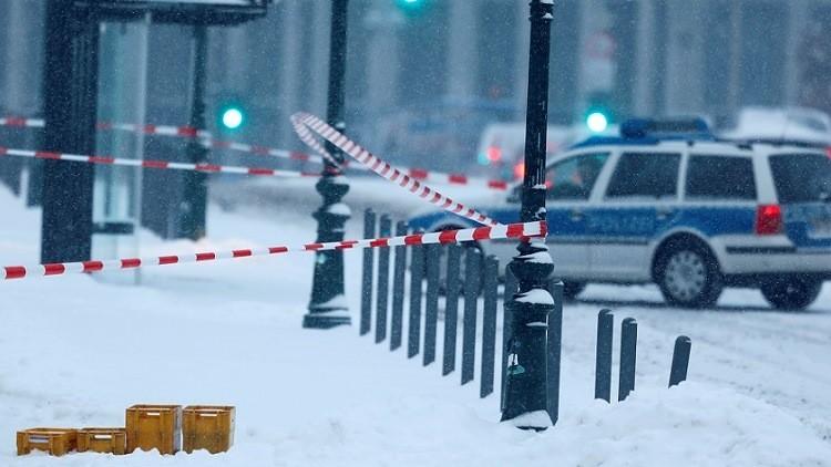 Cierran la Cancillería alemana por presencia de paquetes sospechosos
