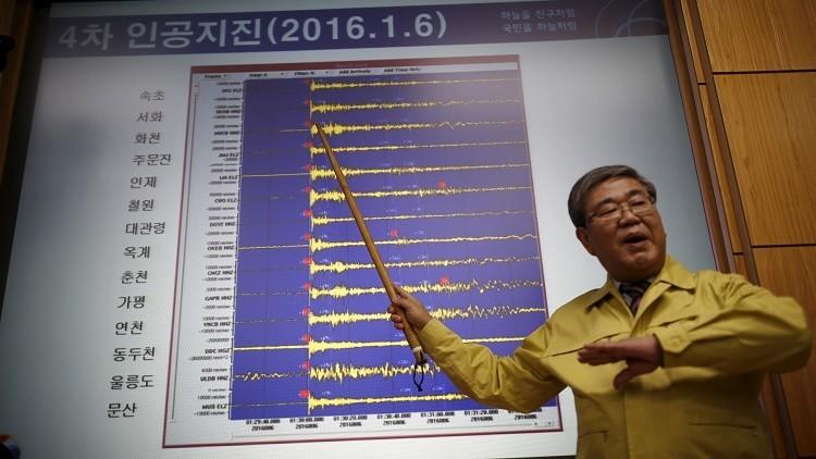 Expertos: Con un 90% de seguridad sismo en la península de Corea ocurrió por la prueba de una bomba