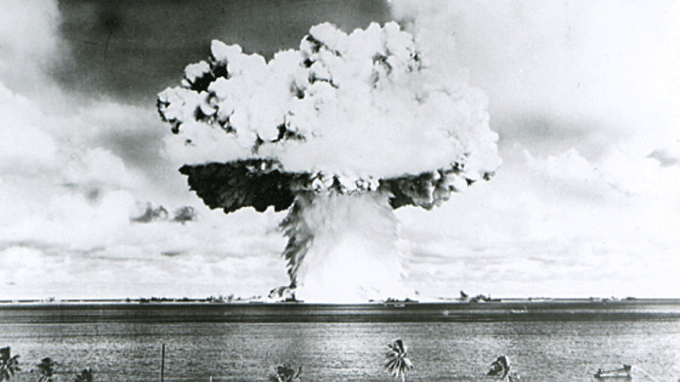 Dos colosos nucleares: ¿En qué se diferencia una bomba atómica de una de hidrógeno?