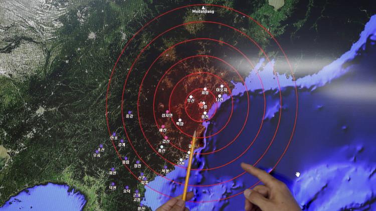 Todo lo que quería saber sobre la prueba de la bomba de hidrógeno de Corea del Norte