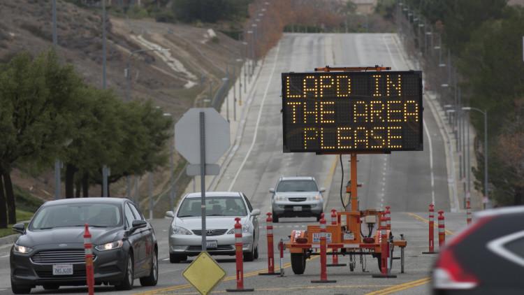 Declaran el estado de emergencia en California por una fuga de gas en Los Ángeles