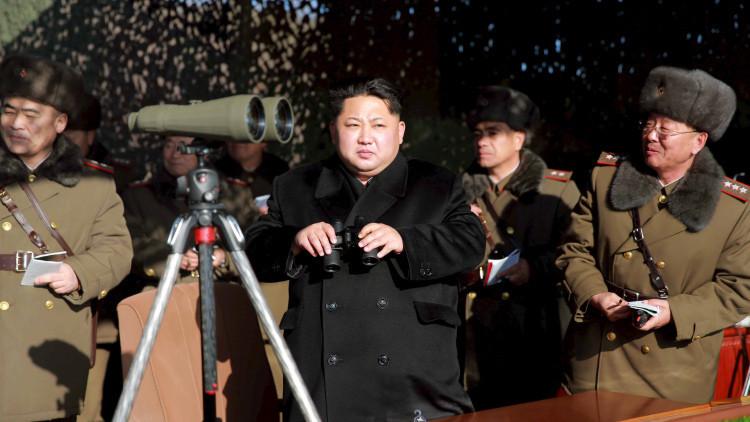 Corea del Norte sustituye a Irán como 'amenaza número uno' para EE.UU.