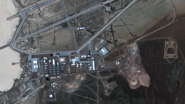 7 datos confirmados sobre el Área 51, la base ultrasecreta de EE.UU.