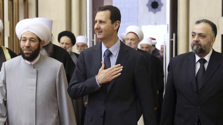 EE.UU. tiene planeado cómo y cuándo dejará el poder Al Assad