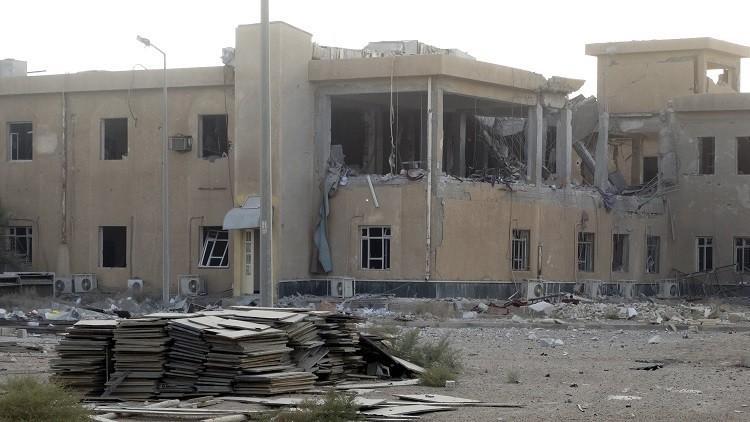 Sobrevivientes cuentan el infierno que padecieron en Ramadi a manos del EI (Fotos)