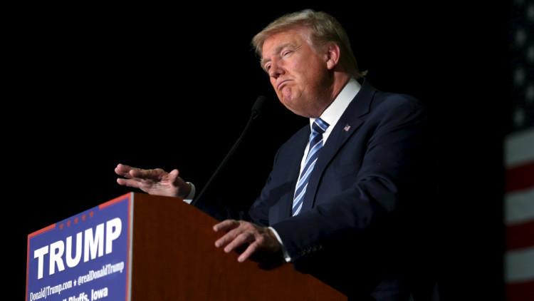 Clases de geografía para Donald Trump: confunde Francia con Alemania